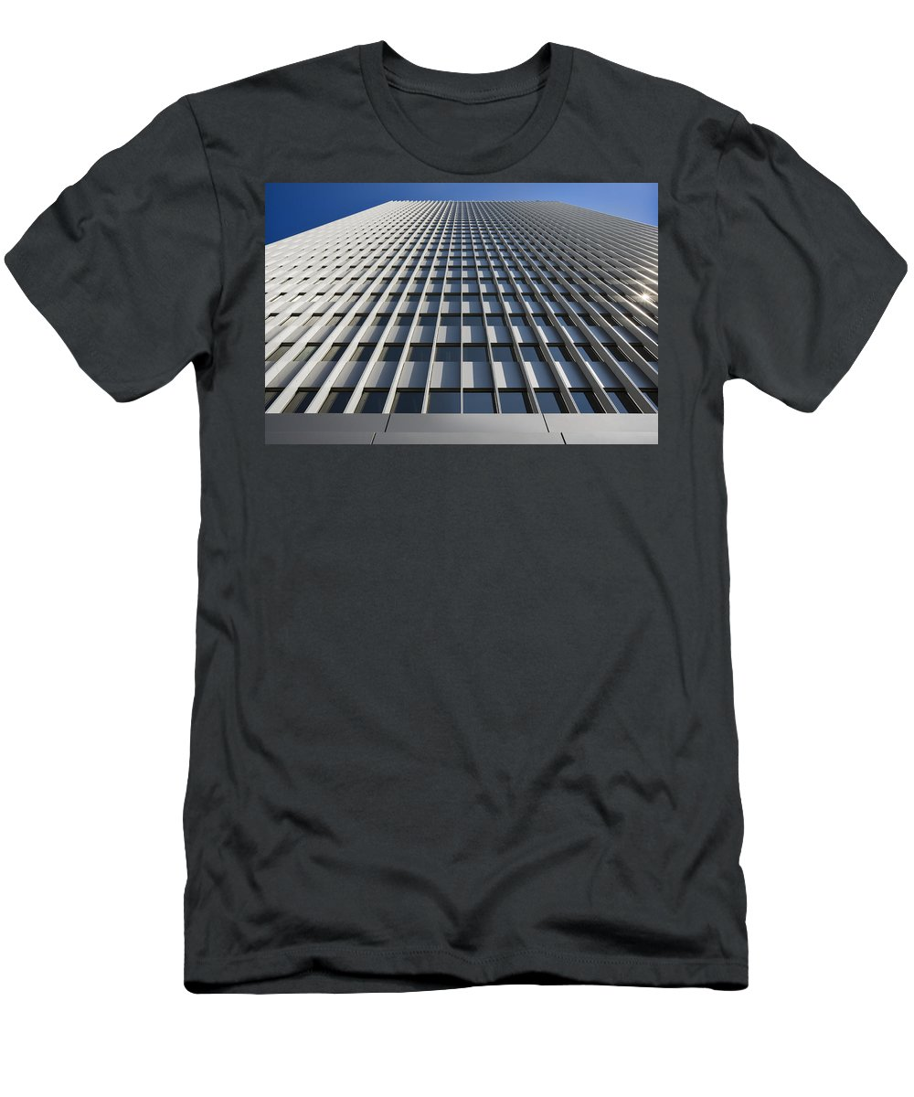 Graphic Detail Men's T-Shirt (Athletic Fit) featuring the photograph Upward by Kelley King