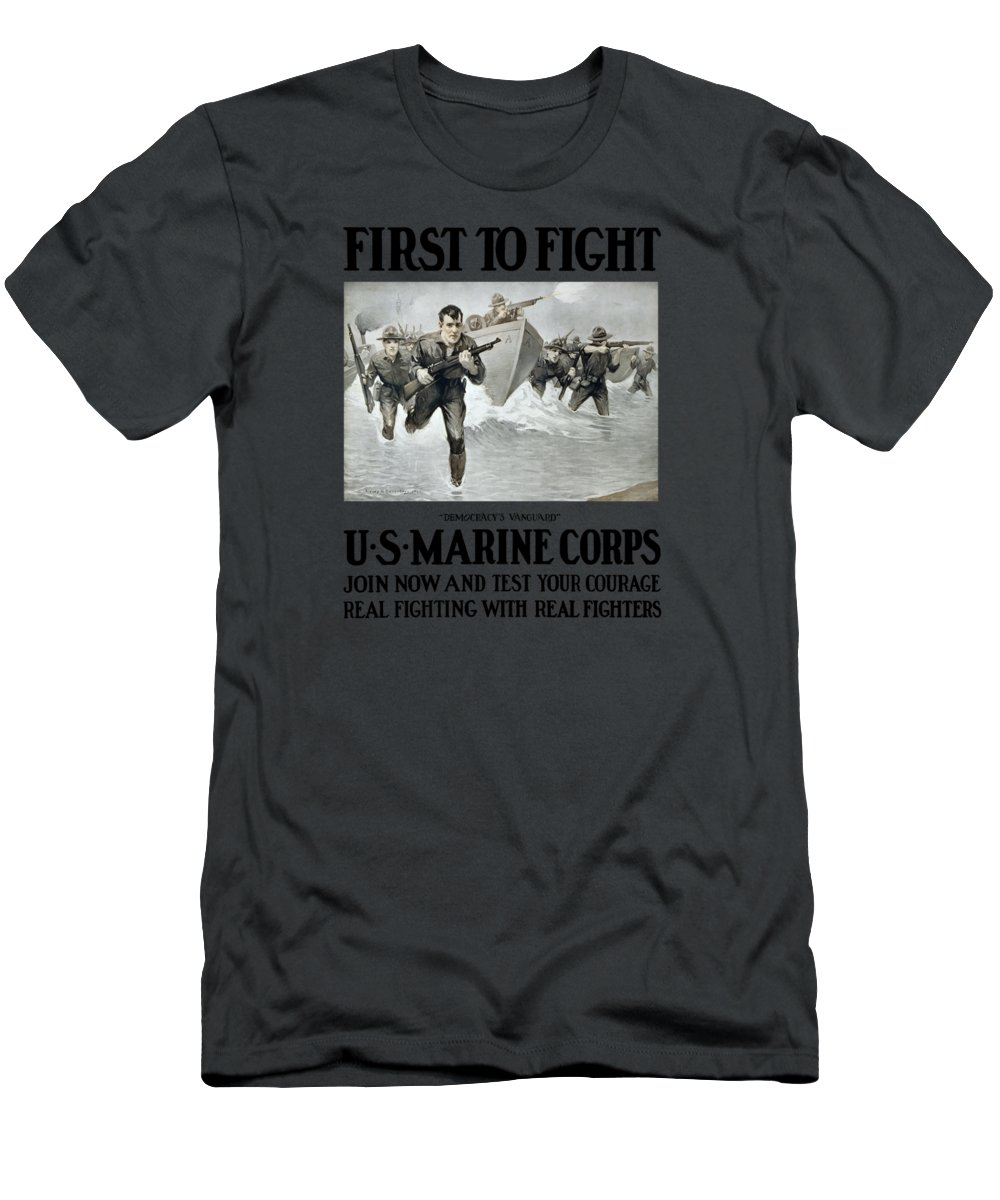 Combat T-Shirts