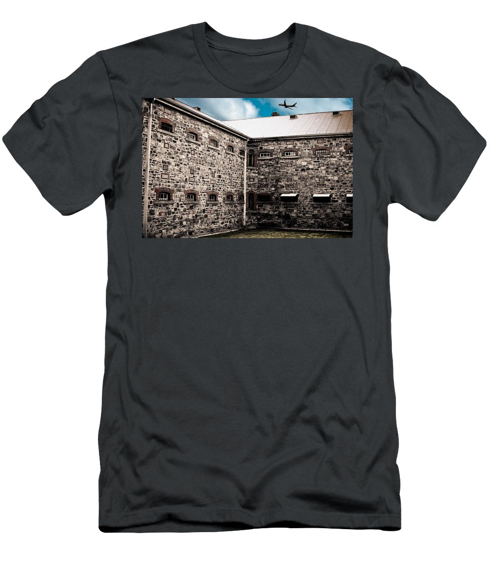 Freedom T-Shirt featuring the photograph What Freedom Means by Kelly King