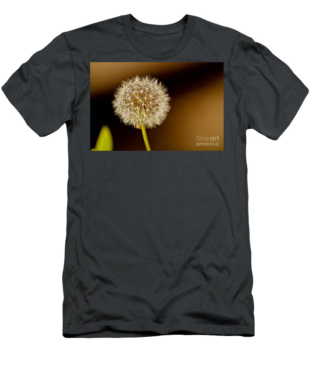Wish Men's T-Shirt (Athletic Fit) featuring the photograph Wish by Photos By Zulma