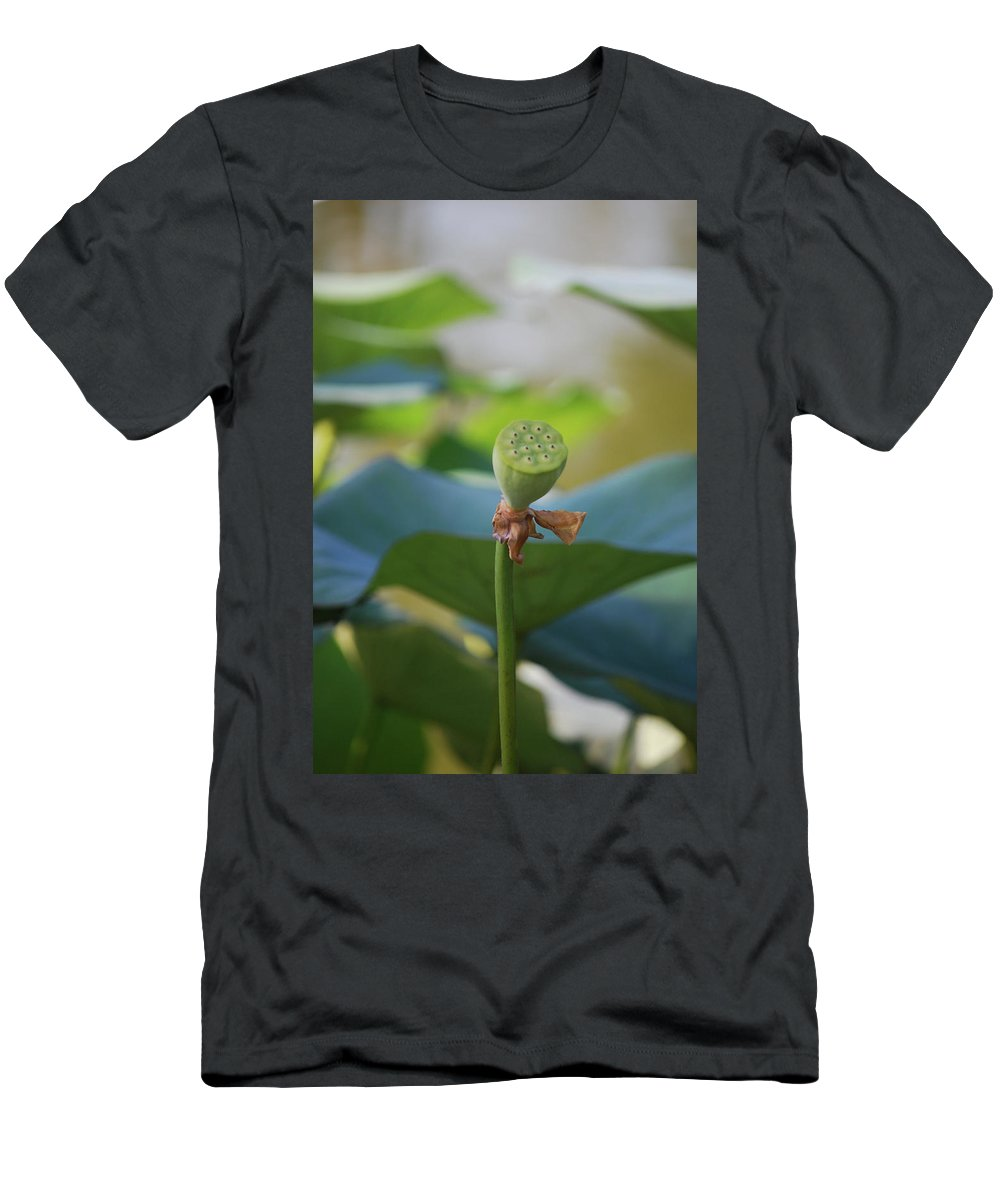 Men's T-Shirt (Athletic Fit) featuring the photograph Without Protection Number One by Heather Kirk