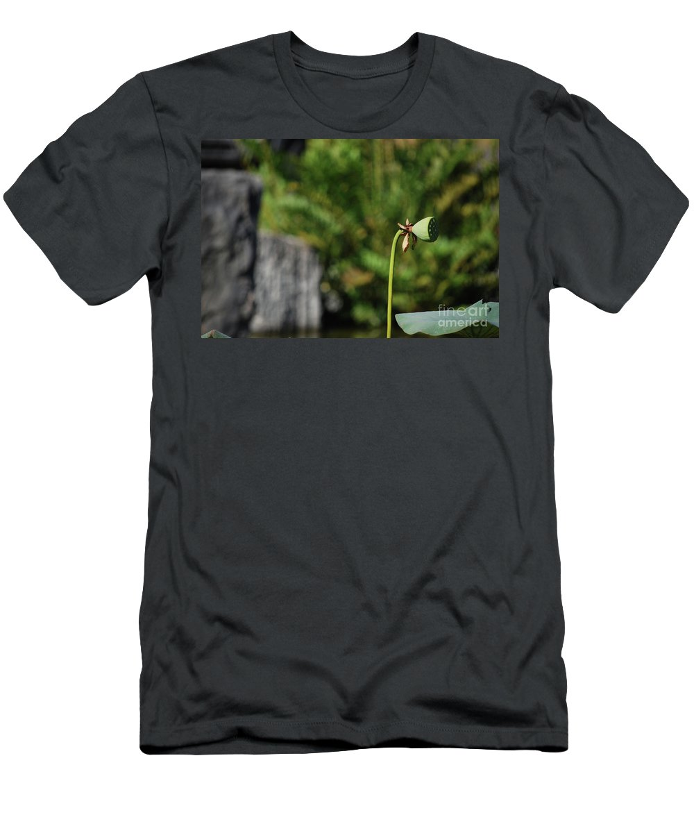 Men's T-Shirt (Athletic Fit) featuring the photograph Without Protection Number Three by Heather Kirk