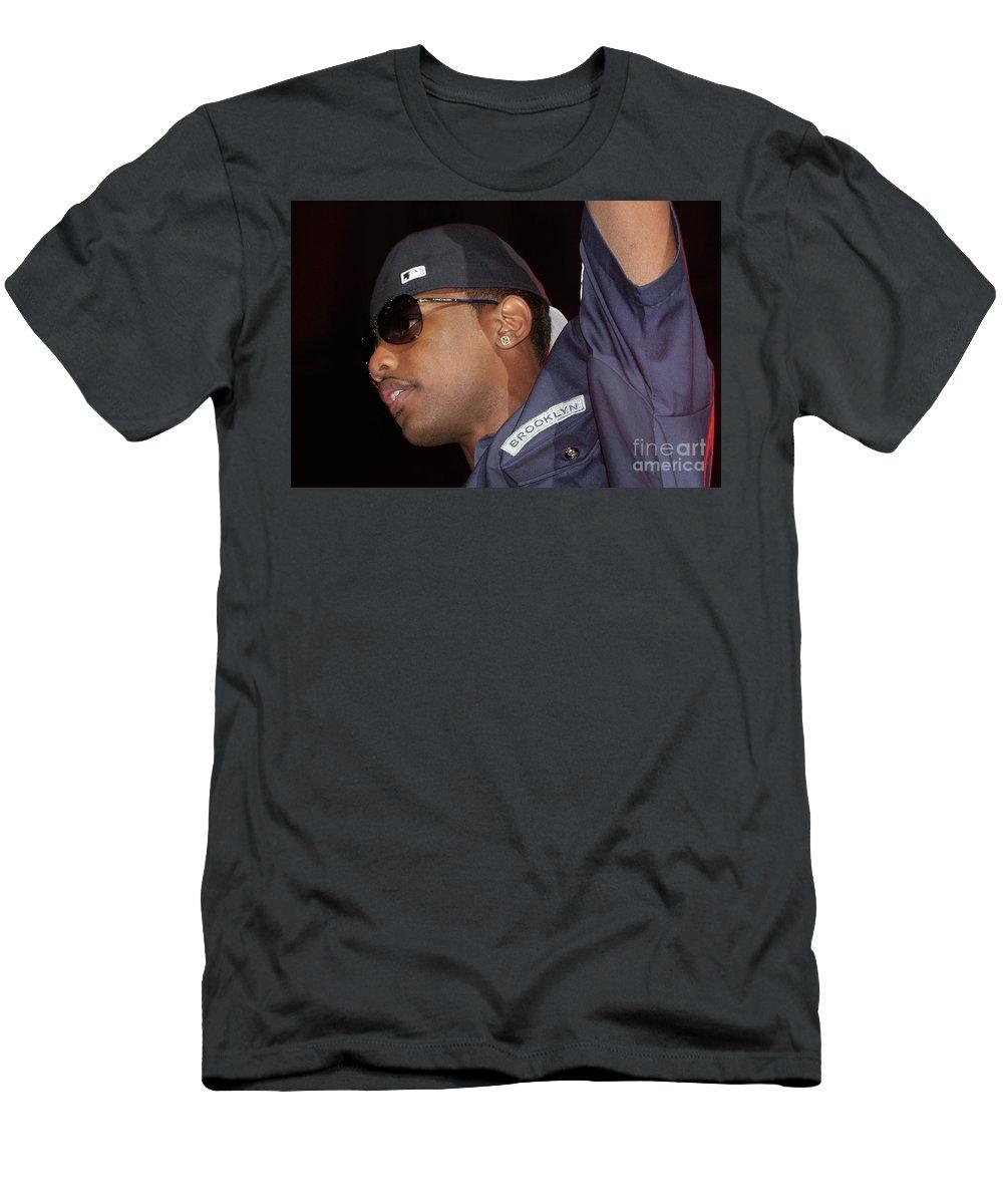 Rapper T-Shirt featuring the photograph Fabulous by Concert Photos