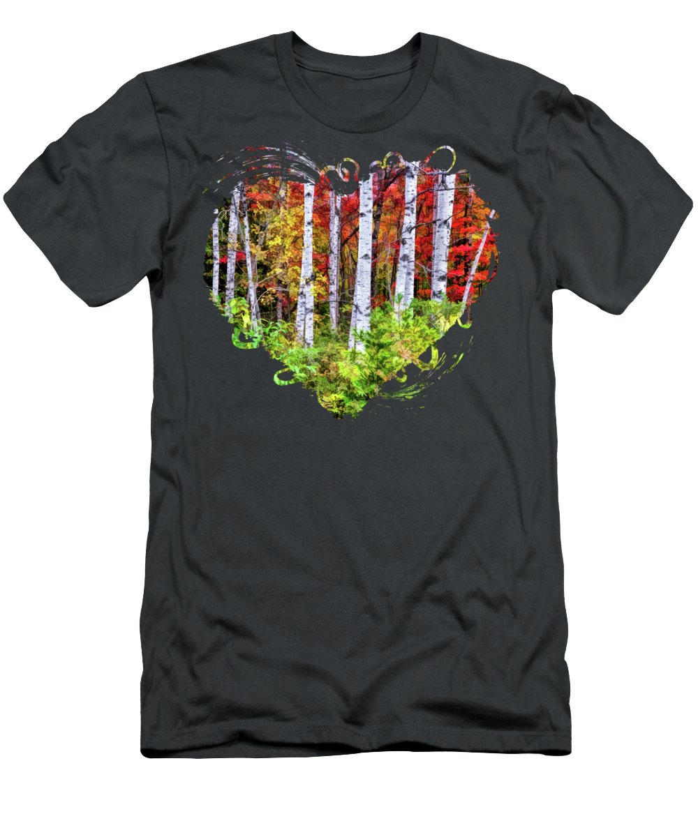 Birches T-Shirts