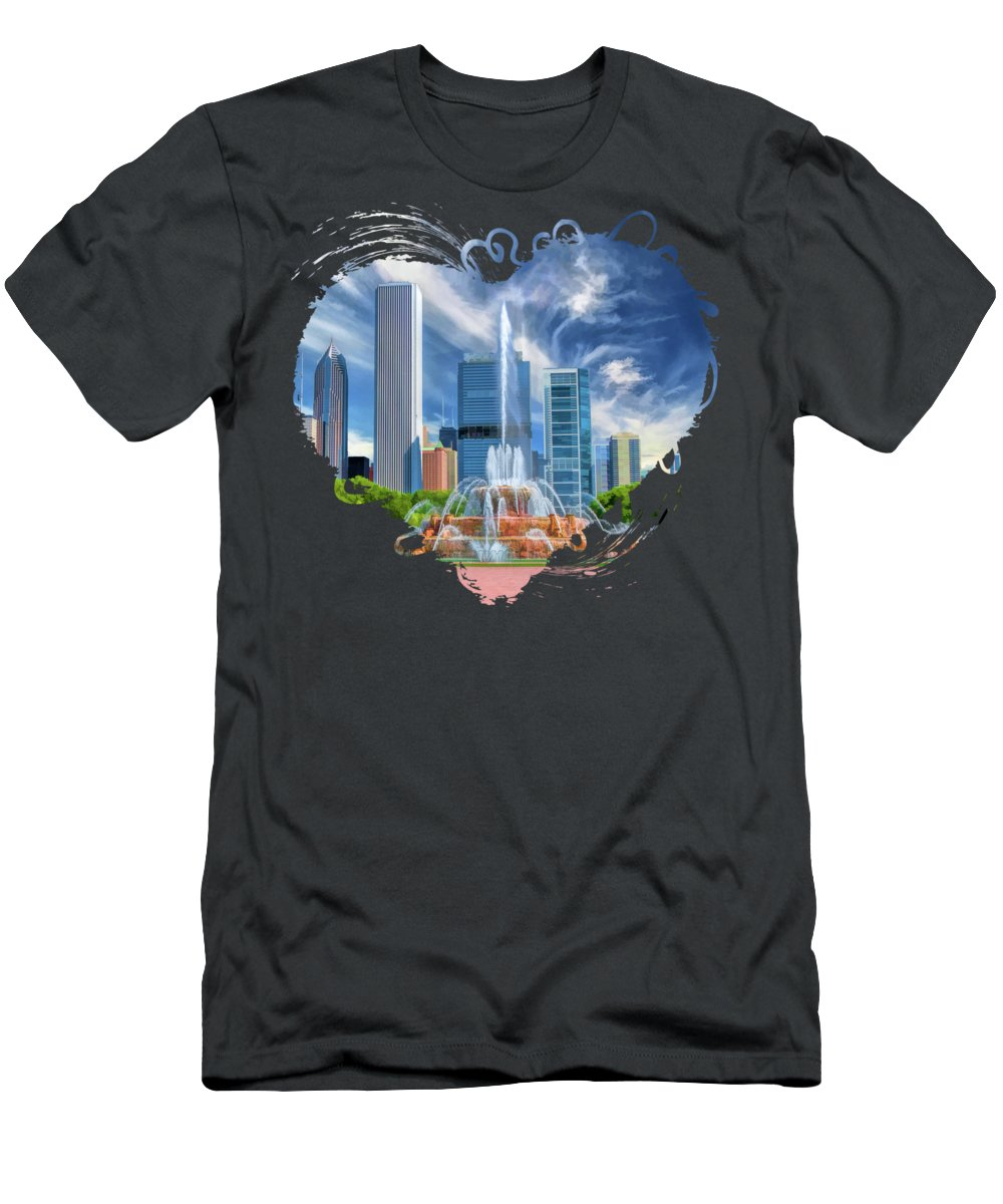 Chicago Landmark T-Shirts