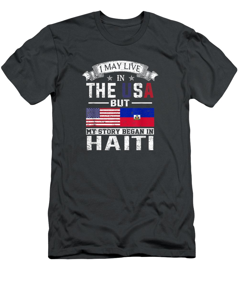 Haiti T-Shirts