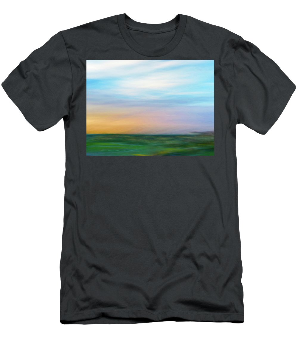 Soft T-Shirt featuring the photograph Soft Afternoons by Marilyn Hunt