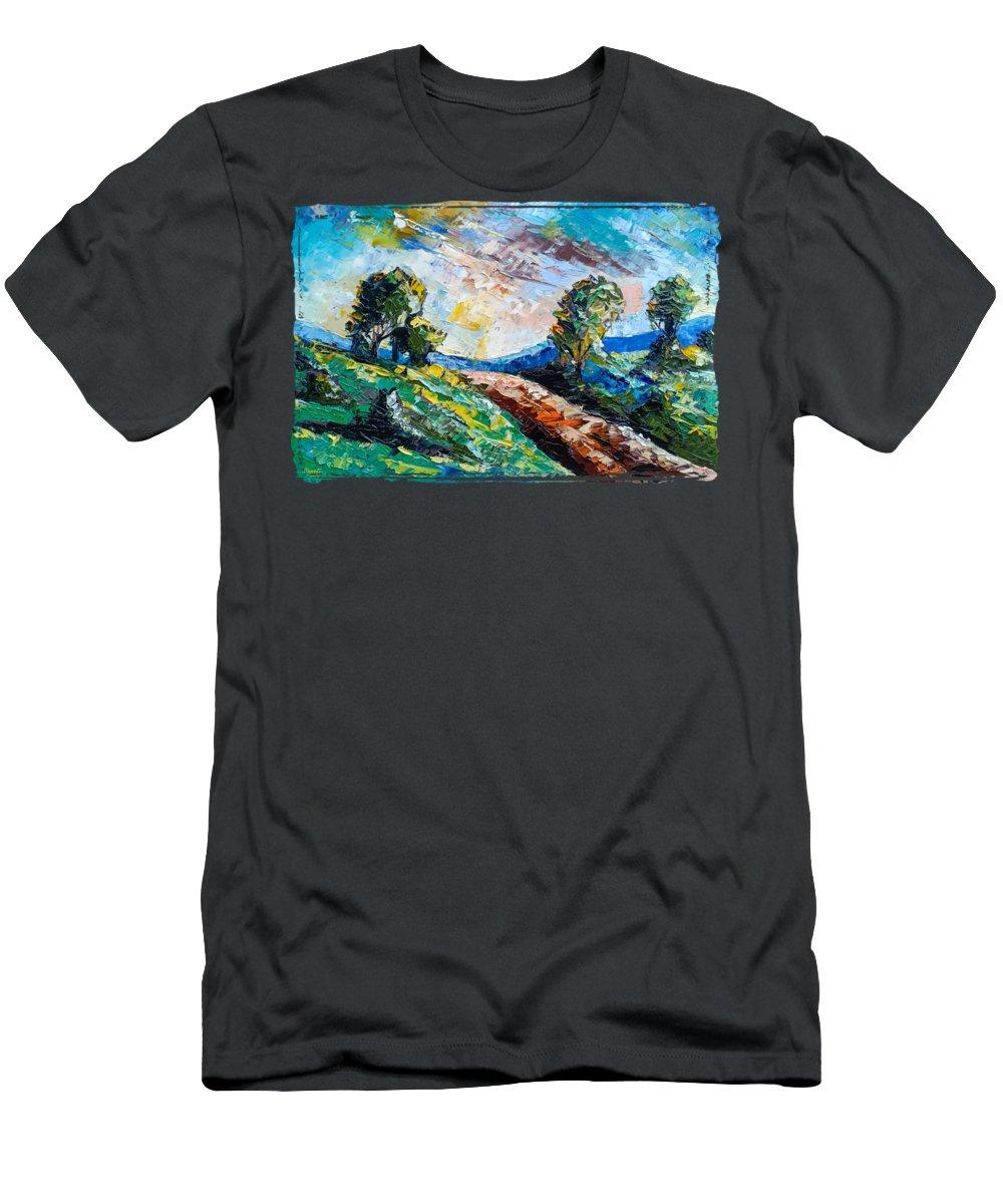 Easel T-Shirts