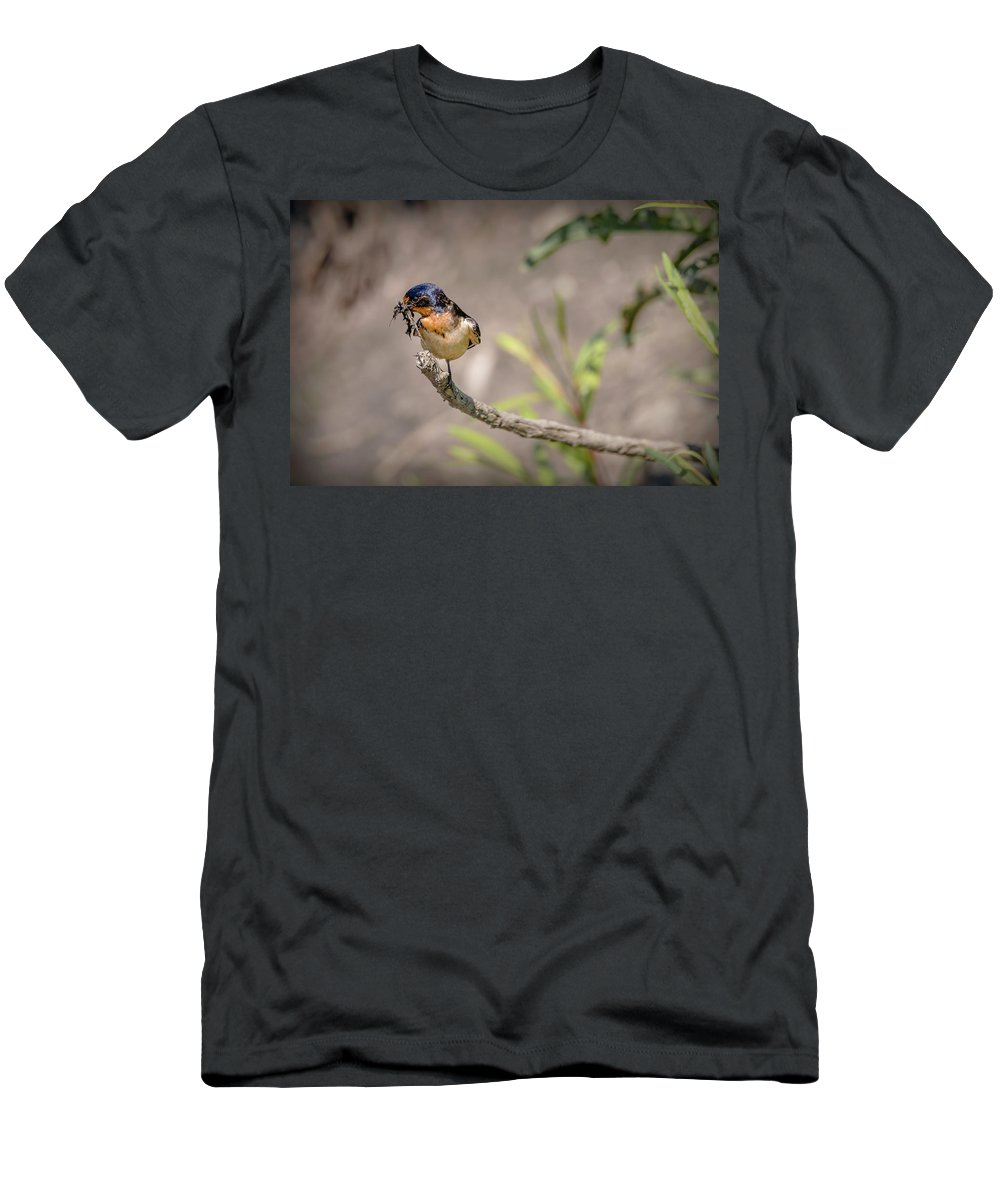 Bird T-Shirt featuring the photograph 20-0616-0528 by Anthony Roma
