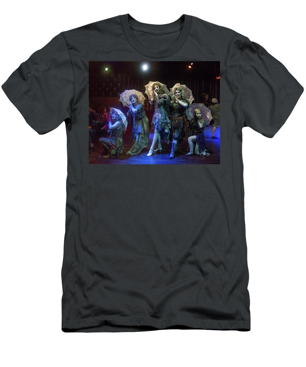 Adams Family T-Shirt featuring the photograph Adams Family the Ancestors by Alan D Smith