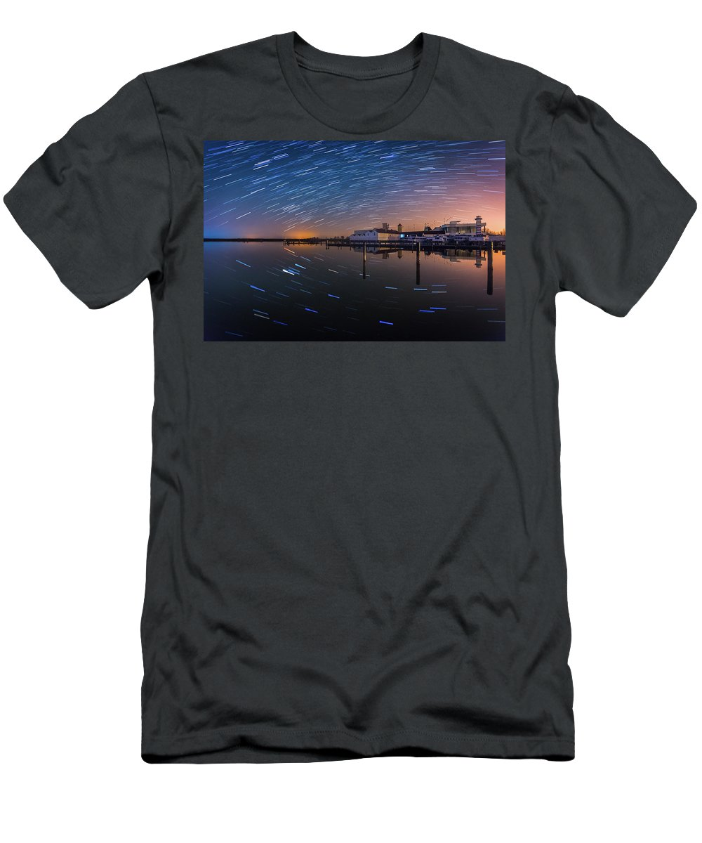 Austria T-Shirt featuring the photograph Beyond Us by Jerzy Bin