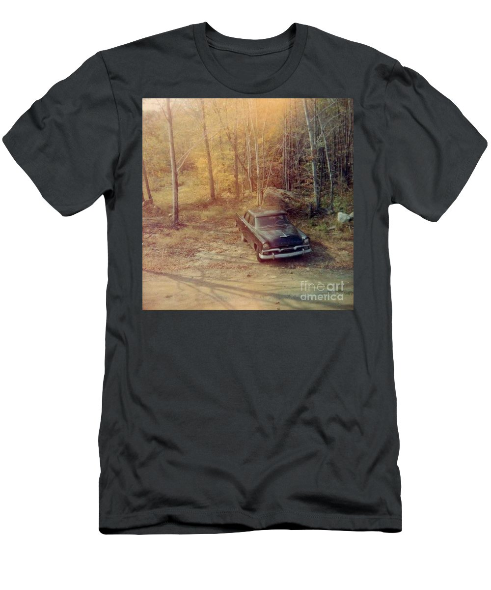 Wall Art T-Shirt featuring the photograph Old Zella by Chris Naggy