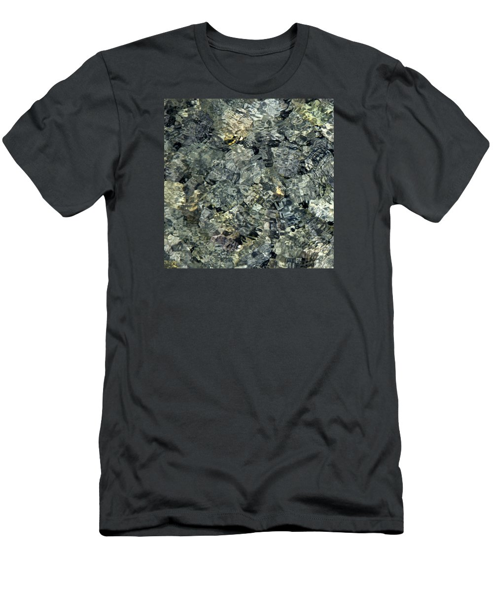 Water T-Shirt featuring the photograph Water Rocks 1 by Andre Aleksis