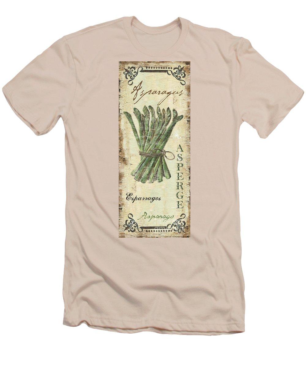 Asparagus Slim Fit T-Shirts