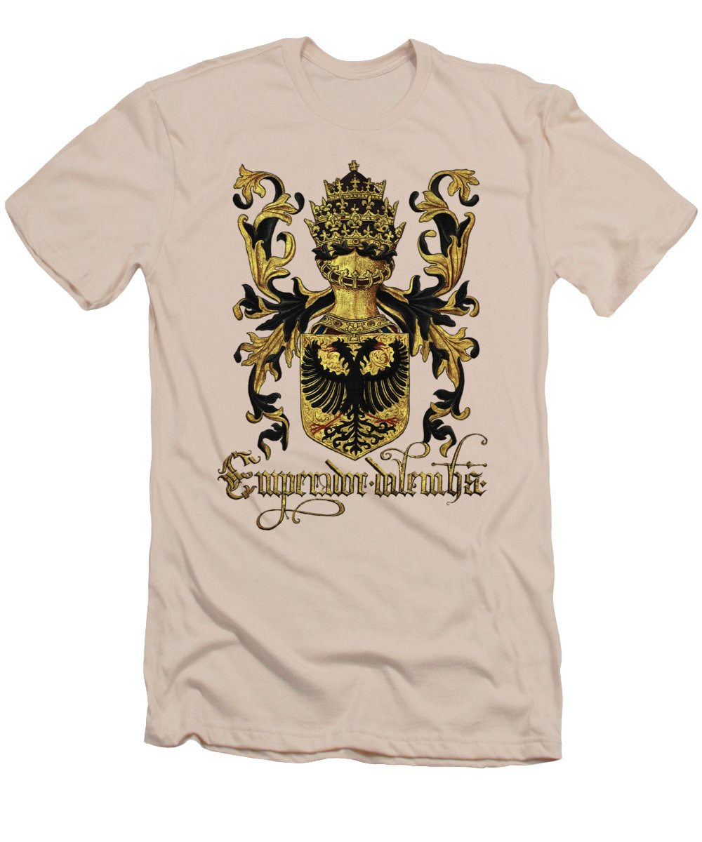 Roll Of Arms Slim Fit T-Shirts