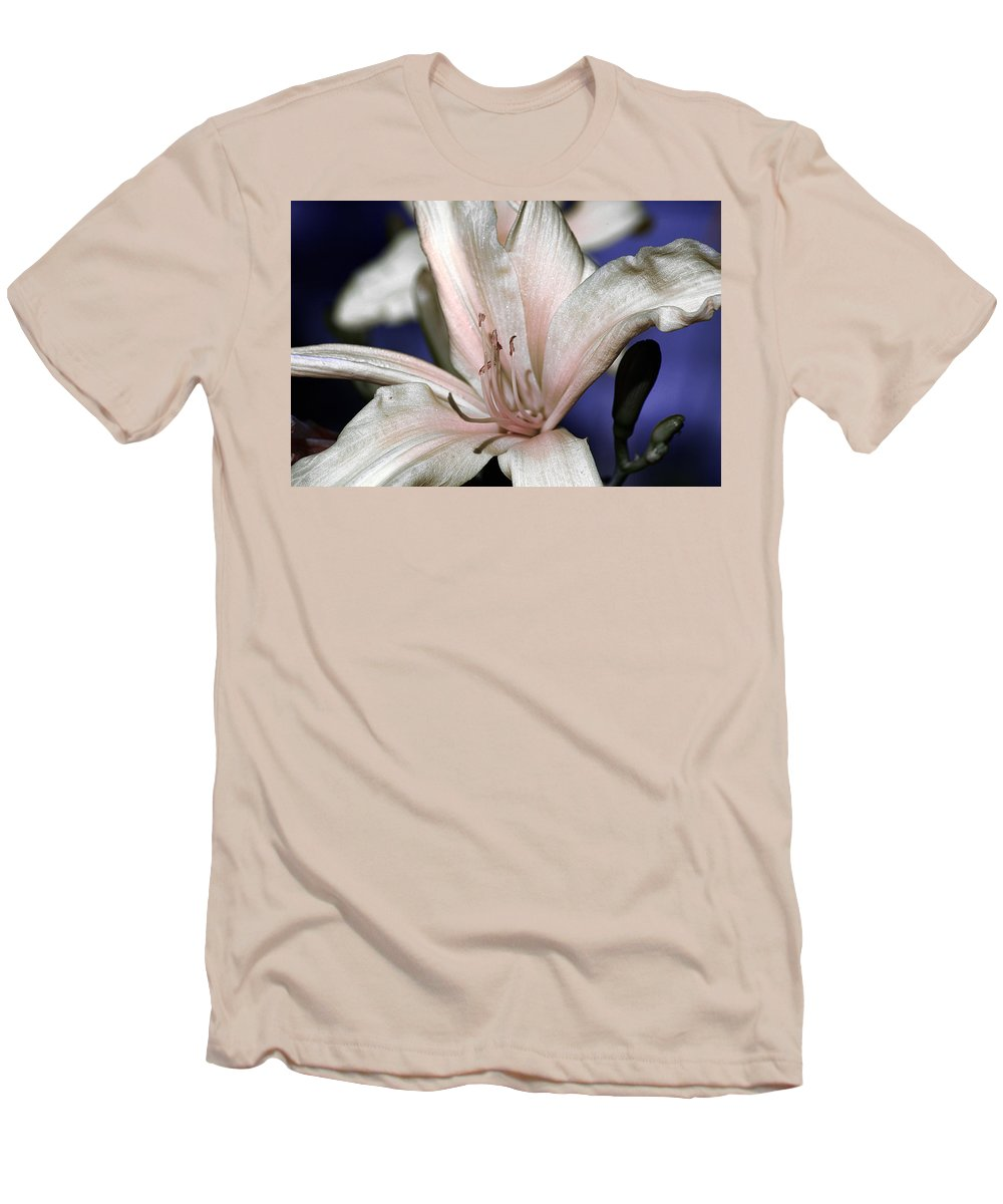 Clay Men's T-Shirt (Athletic Fit) featuring the photograph Floral by Clayton Bruster
