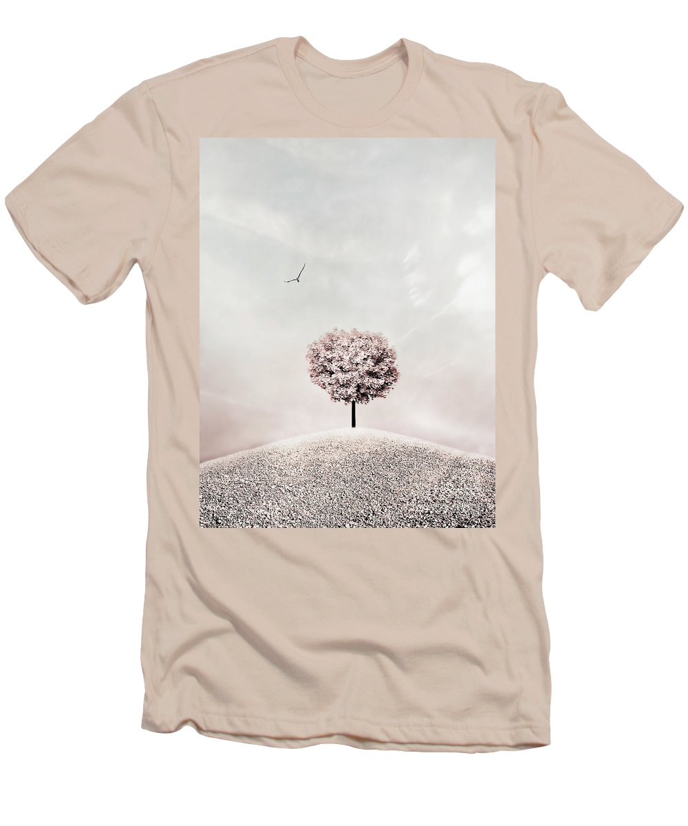 Photodream Men's T-Shirt (Athletic Fit) featuring the photograph Still by Jacky Gerritsen