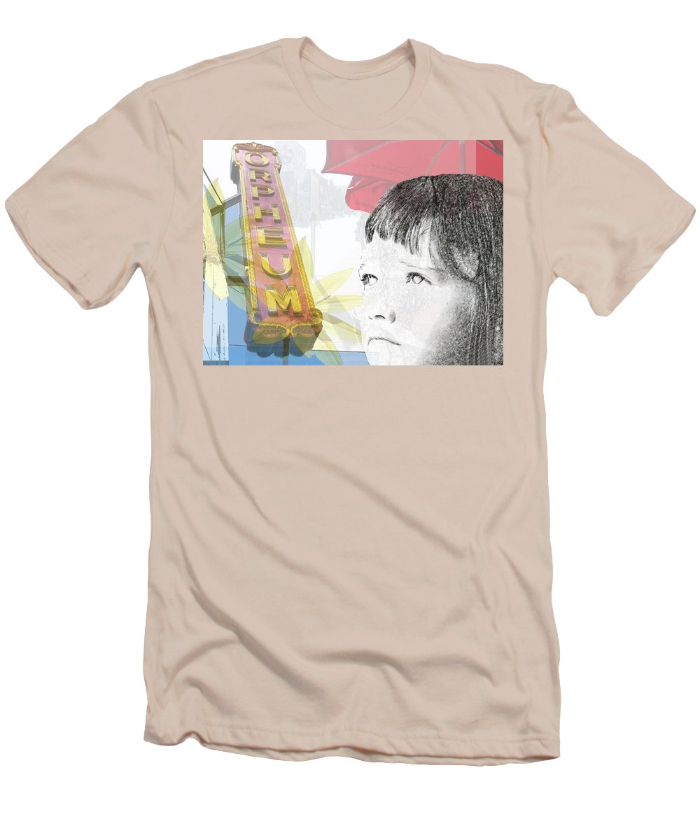 Memphis Men's T-Shirt (Athletic Fit) featuring the photograph Dreams Of Memphis by Amanda Barcon