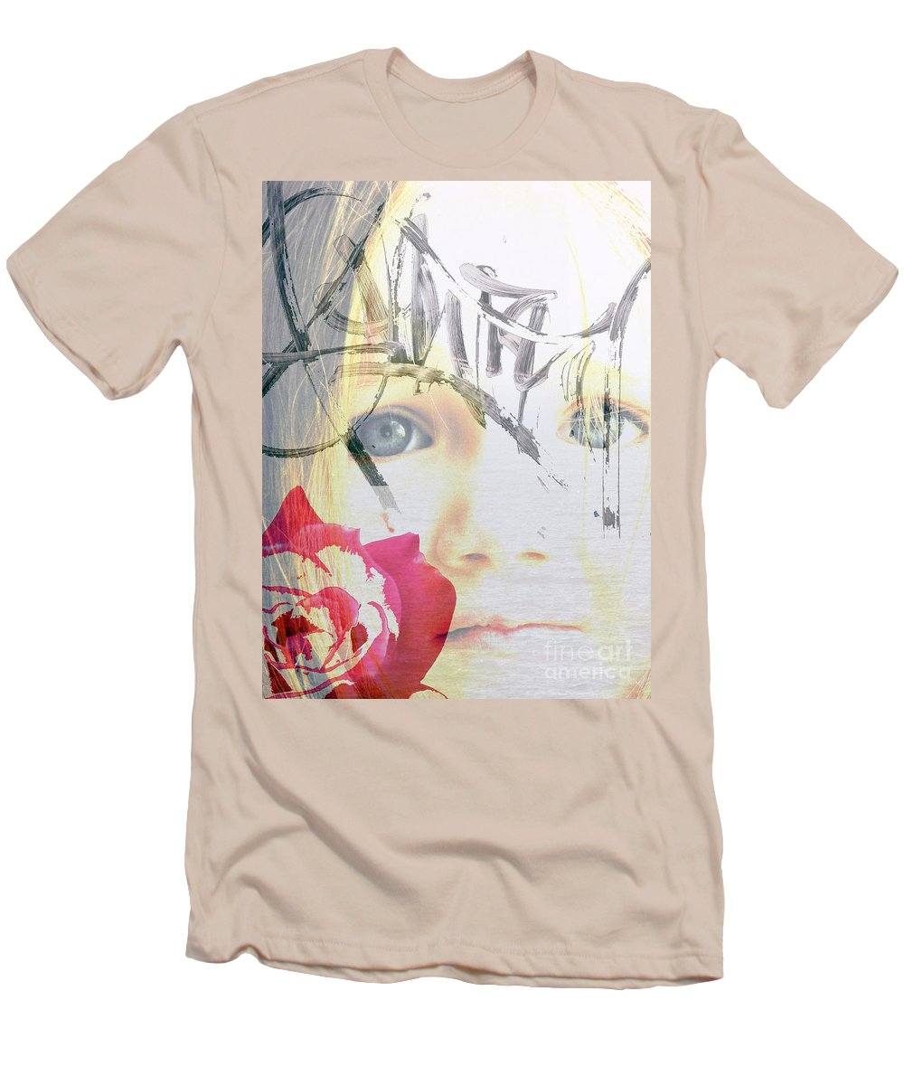 Modern Men's T-Shirt (Athletic Fit) featuring the photograph Hope For The Future by Amanda Barcon