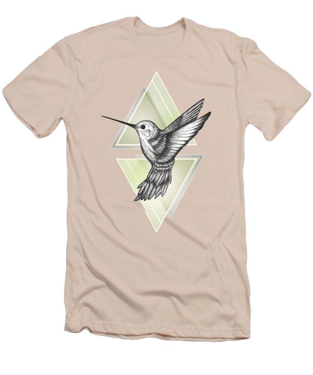 Hummingbird Slim Fit T-Shirts
