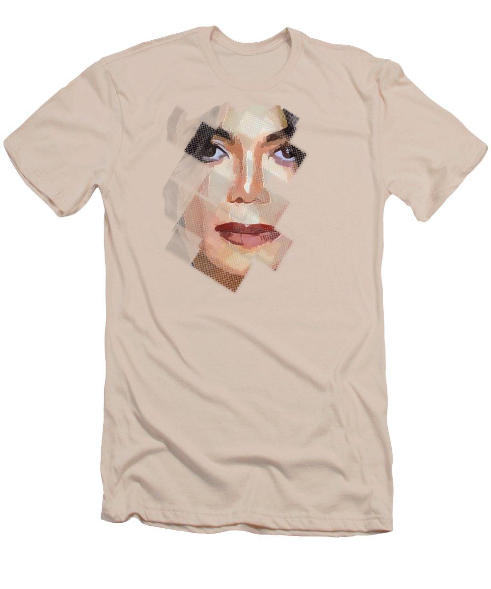 Michael Jackson Slim Fit T-Shirts