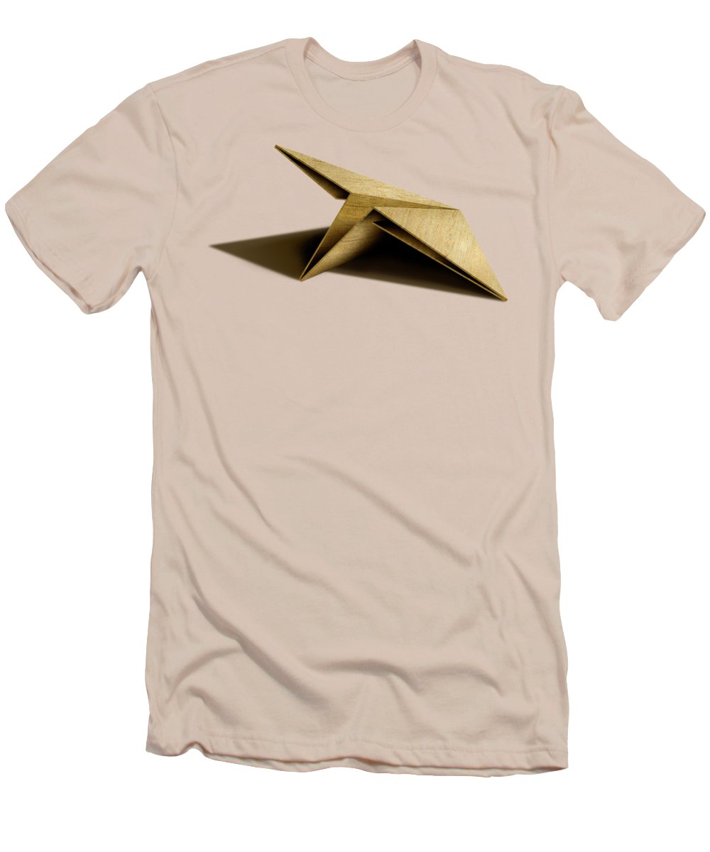 Airplane Slim Fit T-Shirts