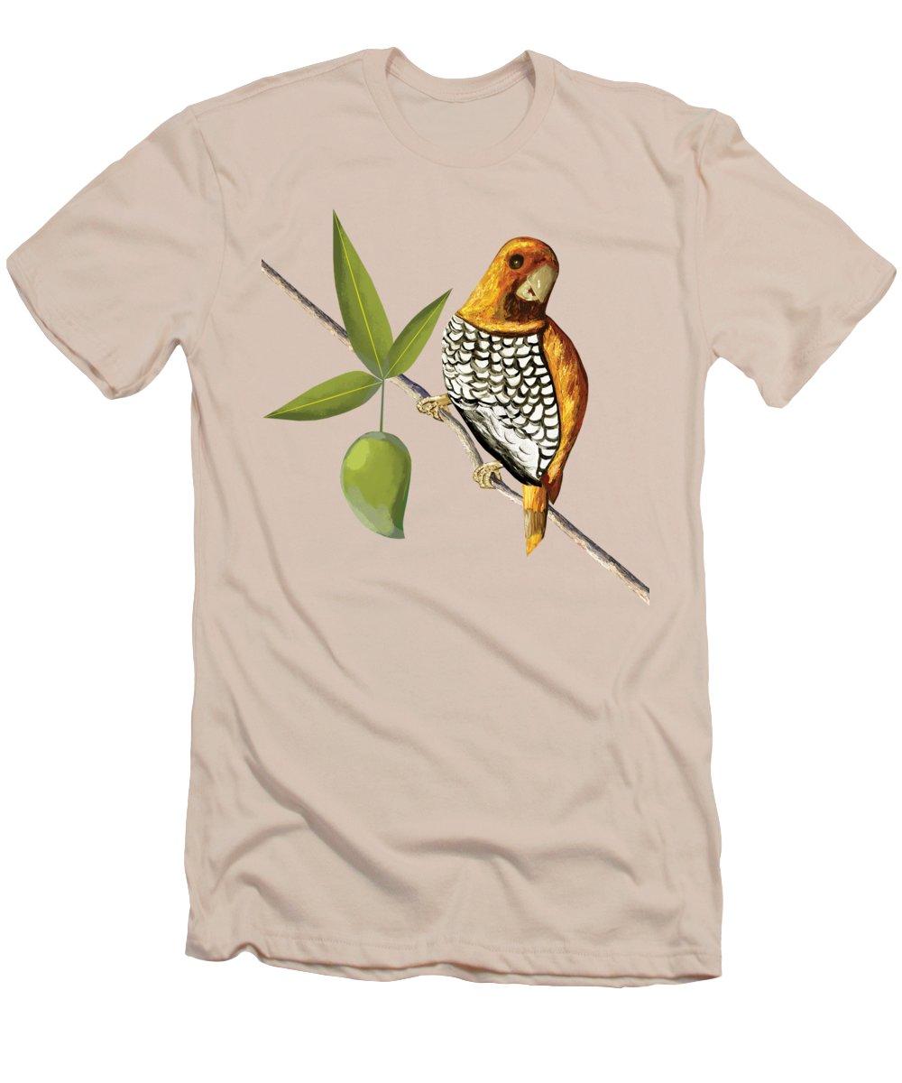 Mango Slim Fit T-Shirts