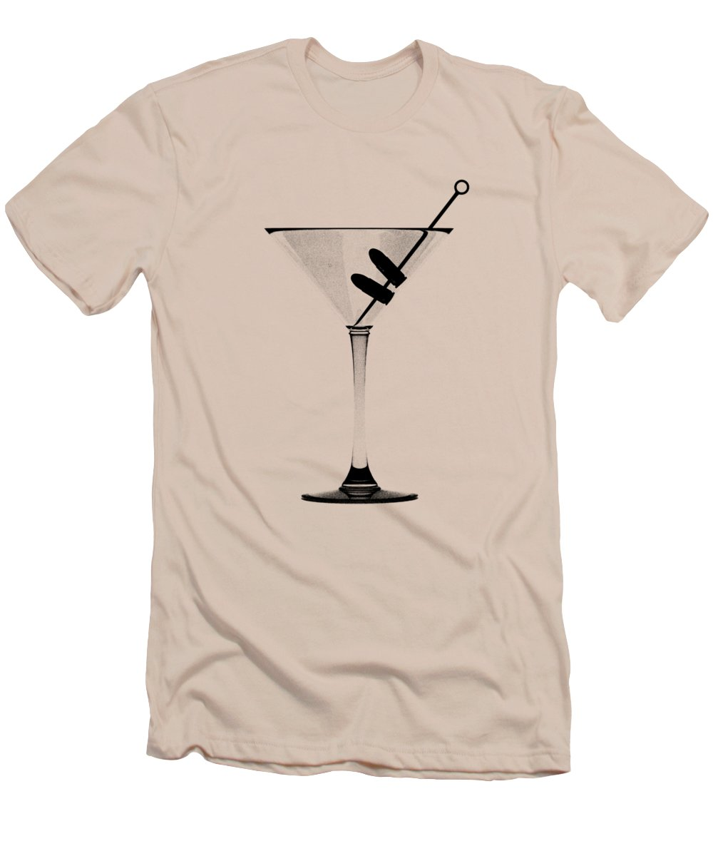 Martini Slim Fit T-Shirts