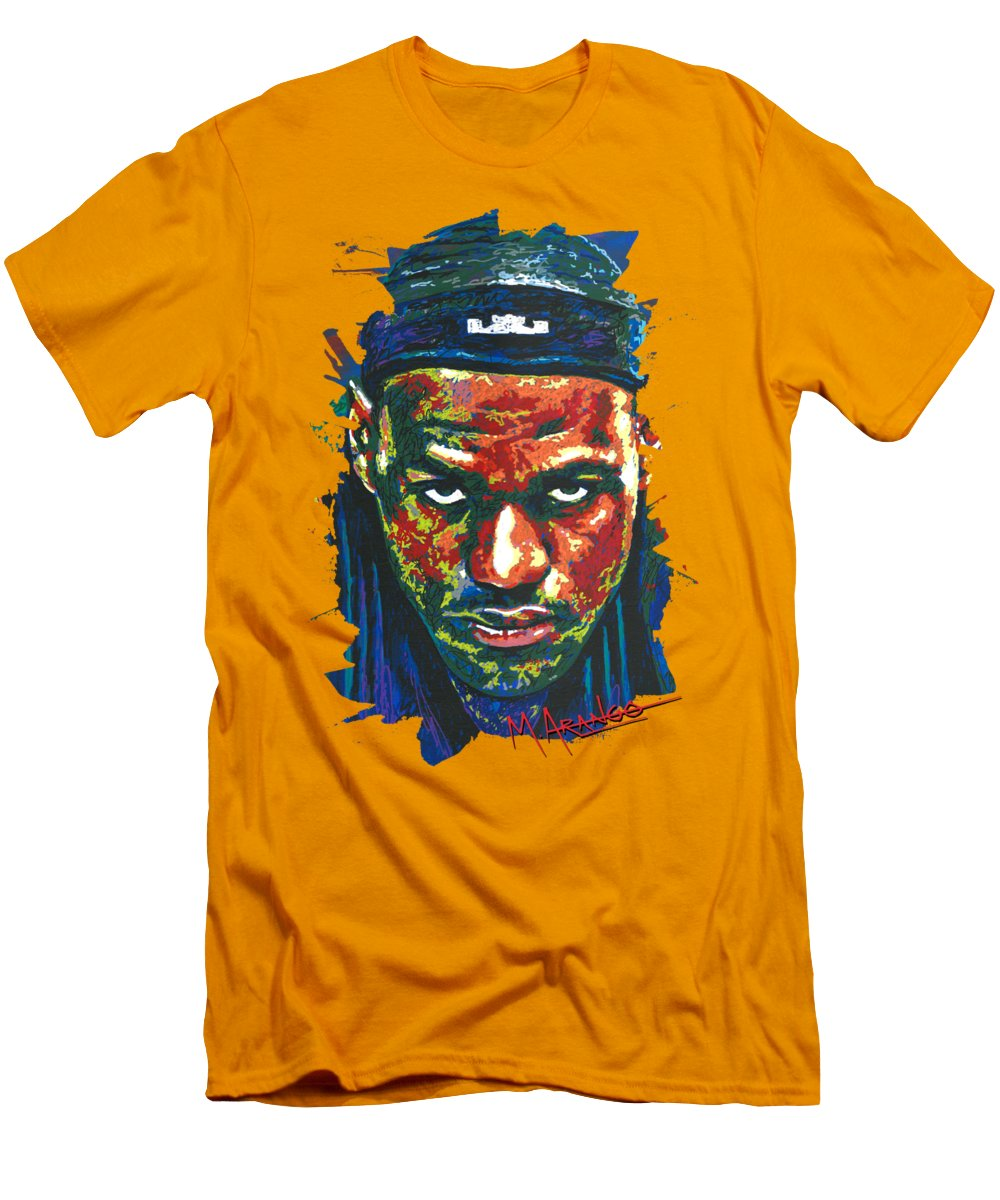 Lebron James Slim Fit T-Shirts