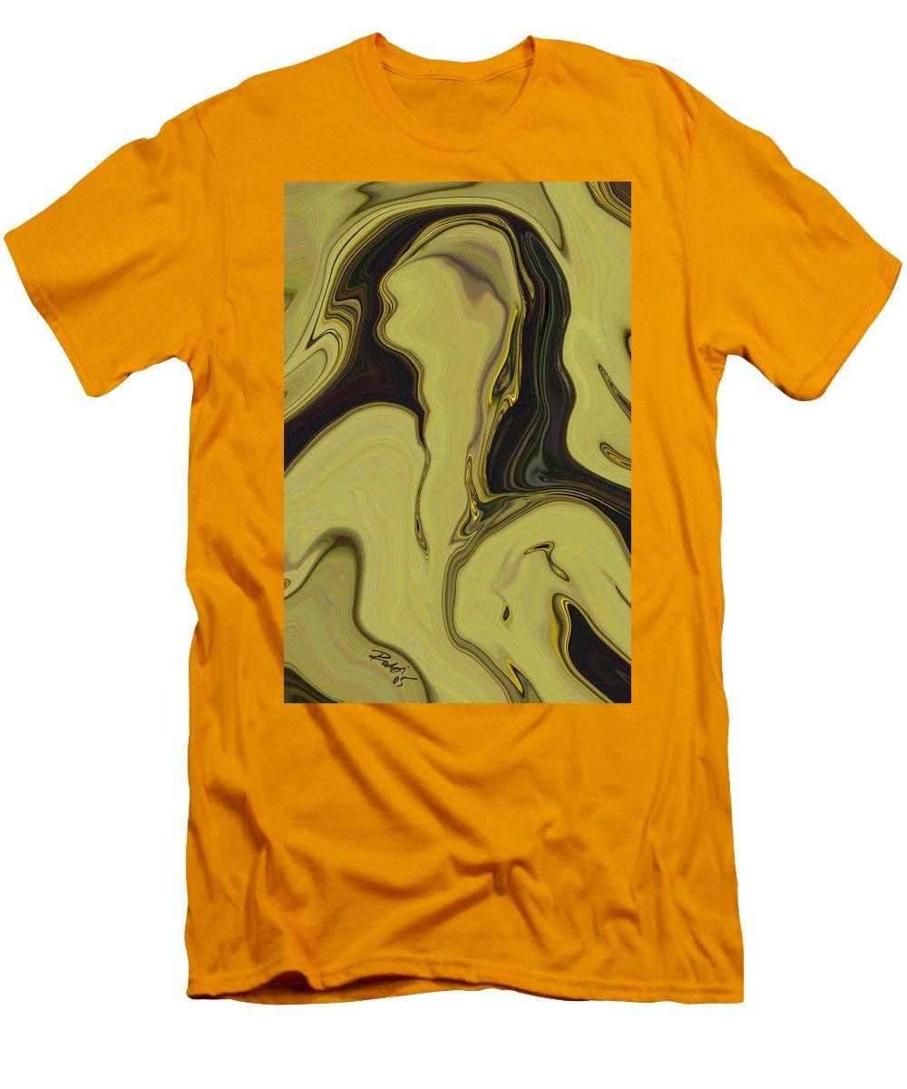 Art Men's T-Shirt (Athletic Fit) featuring the digital art Venus by Rabi Khan