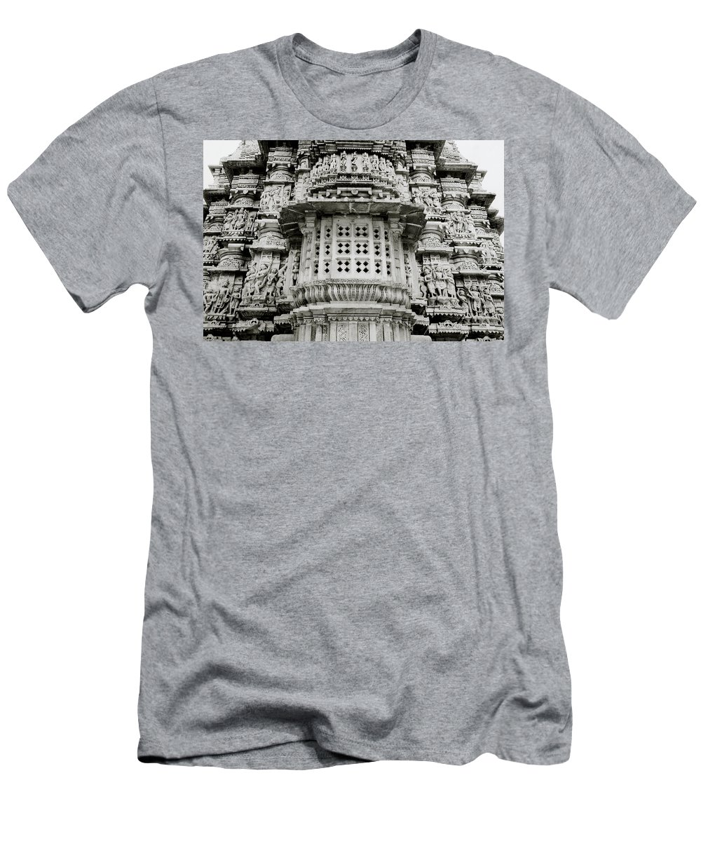 India Men's T-Shirt (Athletic Fit) featuring the photograph Ancient Beauty by Shaun Higson