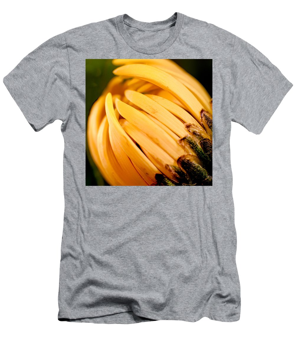 Blue Men's T-Shirt (Athletic Fit) featuring the photograph Going Bananas by Omaste Witkowski
