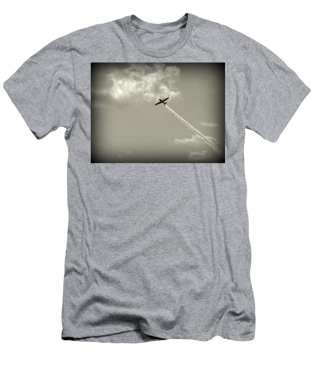 Old Men's T-Shirt (Athletic Fit) featuring the photograph 1192 by Onyx Armstrong