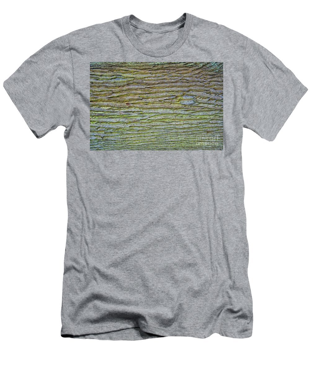 Old Men's T-Shirt (Athletic Fit) featuring the photograph Abstract Oak by Antony McAulay