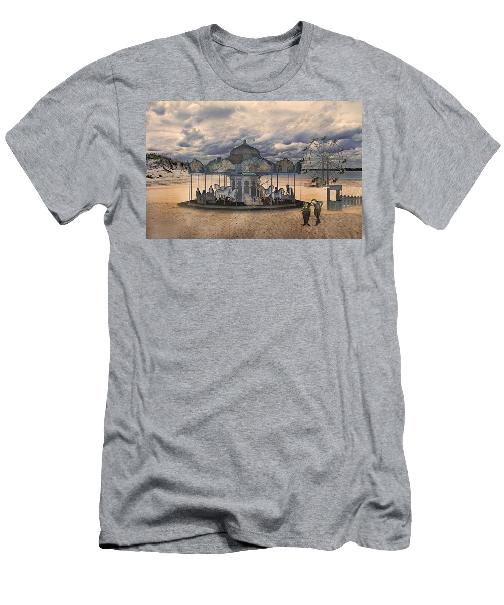 Carousel Men's T-Shirts