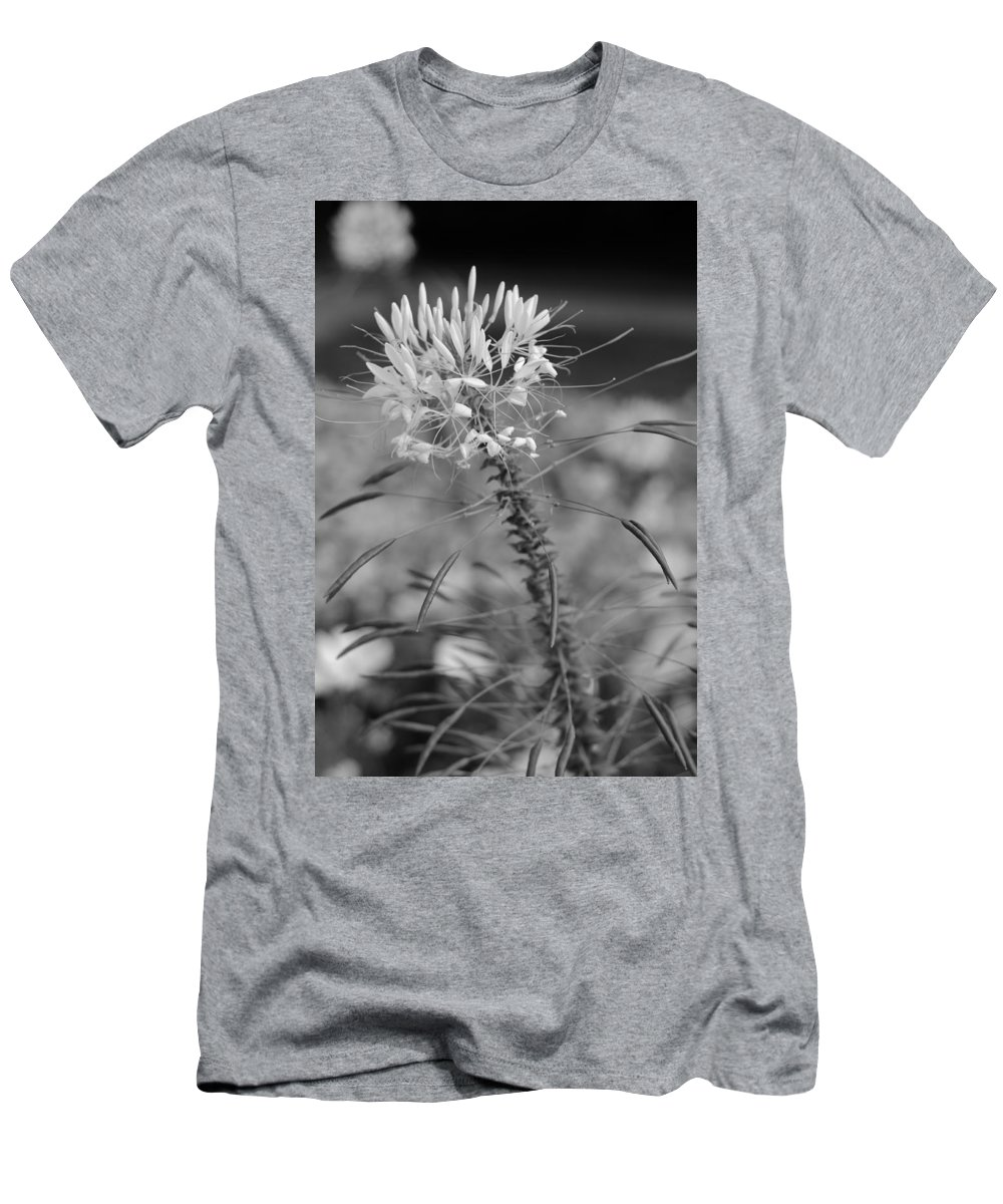 Miguel Men's T-Shirt (Athletic Fit) featuring the photograph August Garden by Miguel Winterpacht