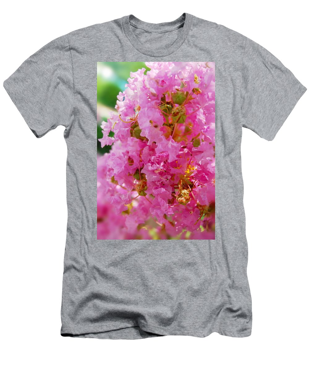 Men's T-Shirt (Athletic Fit) featuring the photograph Augusta Beauty by Kim Blaylock