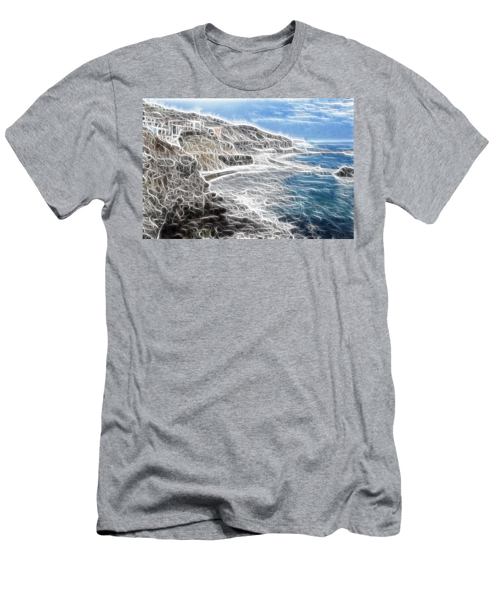 Baja Men's T-Shirt (Athletic Fit) featuring the photograph Baja Norte by Hugh Smith