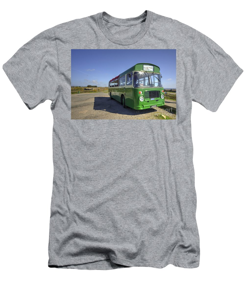 Bristol Men's T-Shirt (Athletic Fit) featuring the photograph Bristol Lh by Rob Hawkins