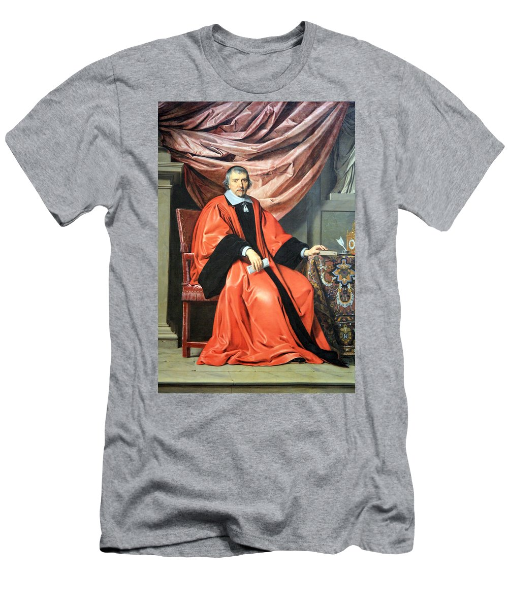 Omer Talon Men's T-Shirt (Athletic Fit) featuring the photograph Champaigne's Omer Talon by Cora Wandel