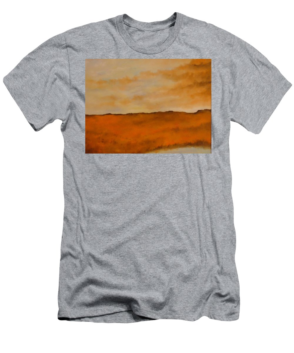Colorado Men's T-Shirt (Athletic Fit) featuring the painting Colorado Viii by Lord Frederick Lyle Morris