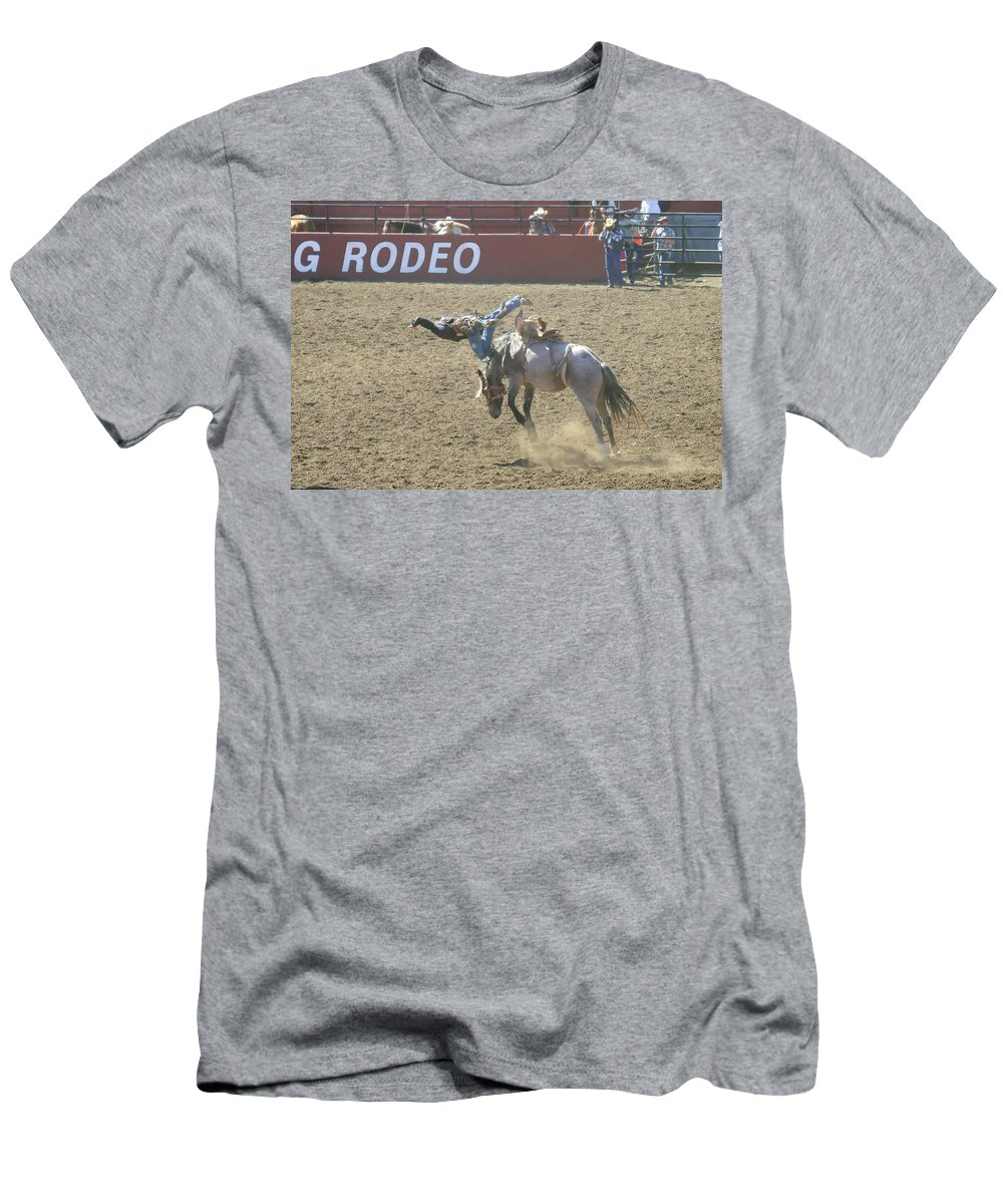 Sports Men's T-Shirt (Athletic Fit) featuring the photograph Dumped by Jeff Swan