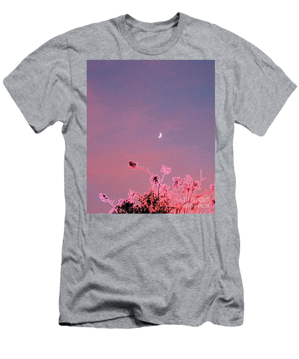 First Star Men's T-Shirt (Athletic Fit) featuring the mixed media Honeymoon By Jrr by First Star Art