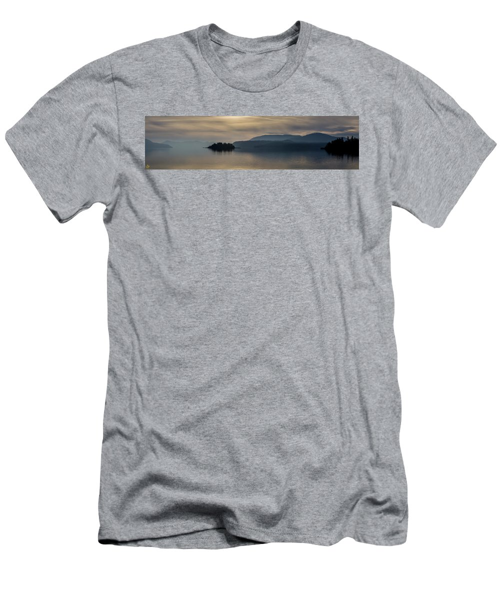Hope Men's T-Shirt (Athletic Fit) featuring the photograph Hope In The Afternoon by Albert Seger