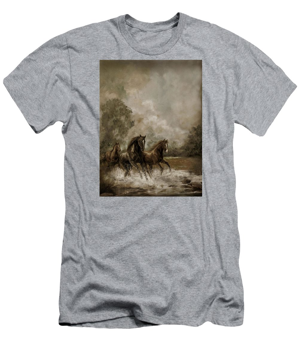 Horse In Motion T-Shirts