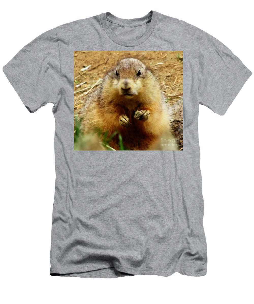 Ron Tackett Men's T-Shirt (Athletic Fit) featuring the photograph I'll Get You My Pretty by Ron Tackett