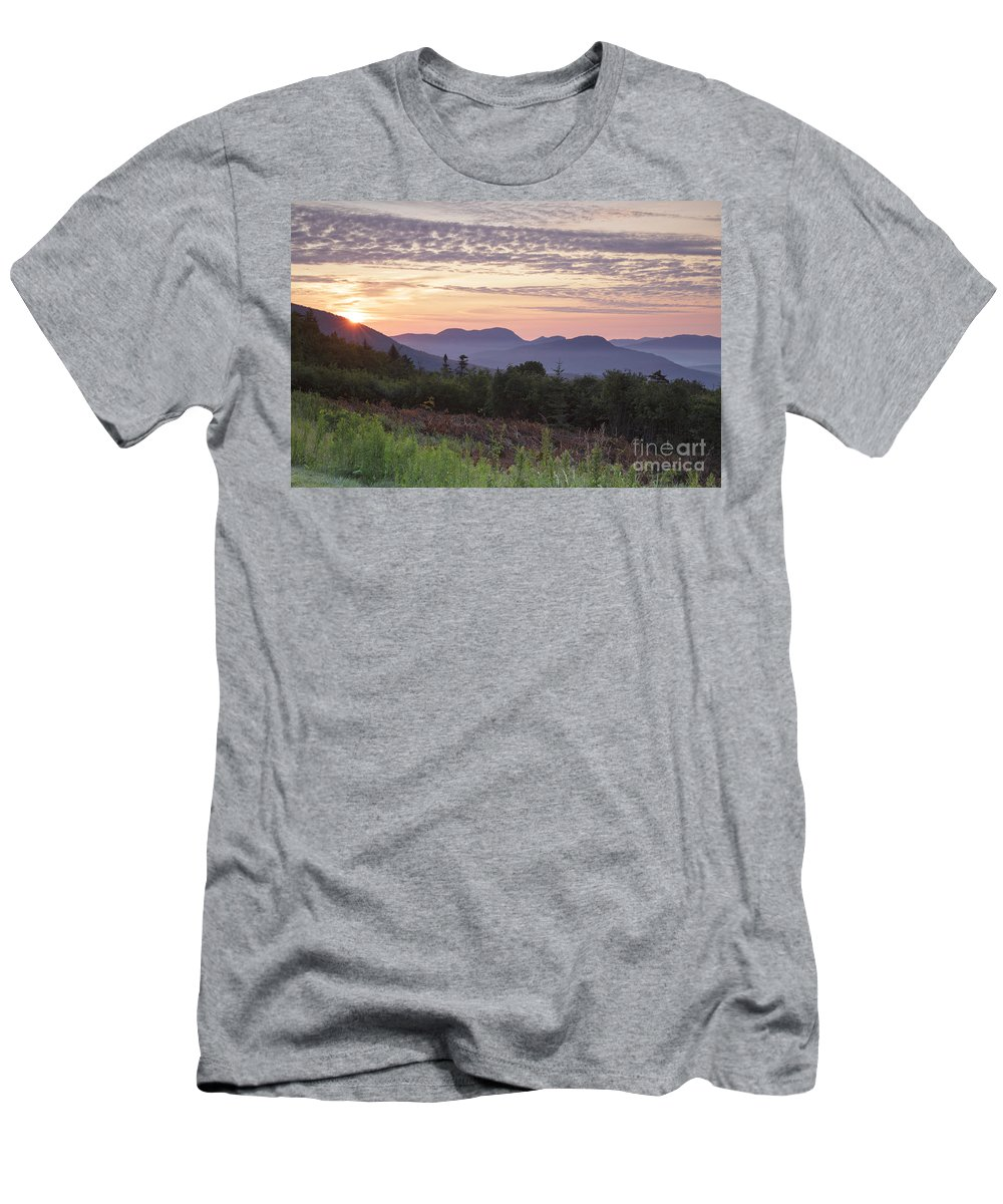 C.l. Graham Wangan Grounds T-Shirt featuring the photograph Kancamagus Highway - White Mountains New Hampshire USA by Erin Paul Donovan