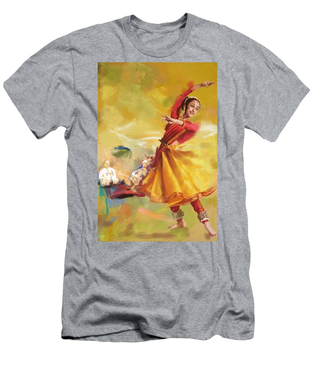 Kathak Dance T Shirt For Sale By Catf