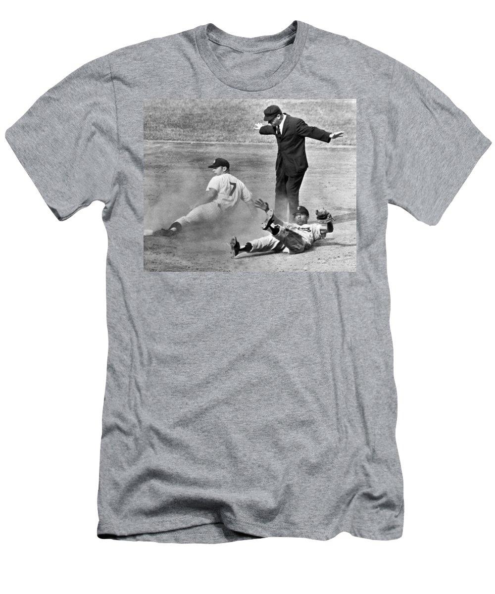 Yankee Stadium Slim Fit T-Shirts