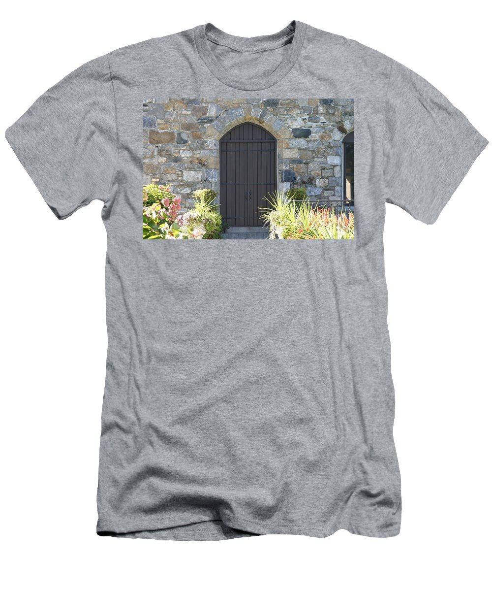 Pleasant Invitation Men's T-Shirt (Athletic Fit) featuring the photograph Pleasant Invitation by Denyse Duhaime